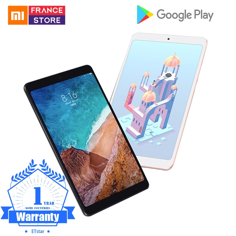 "Original Xiaomi Mi Pad 4 MiPad 4 OTG Snapdragon 660 Octa Core 8"" Tablets PC 1920x1200 FHD 13.0MP+5.0MP 4G kids Tablet Android"
