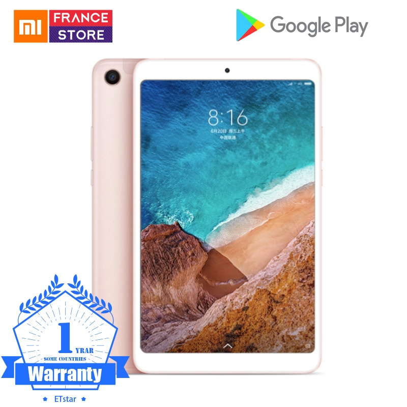 "Original Xiaomi Mi Pad 4 OTG MiPad 4 Tablets 8"" PC Snapdragon 660 Octa Core 1920x1200 13.0MP+5.0MP Cam 4G Tablet Android"