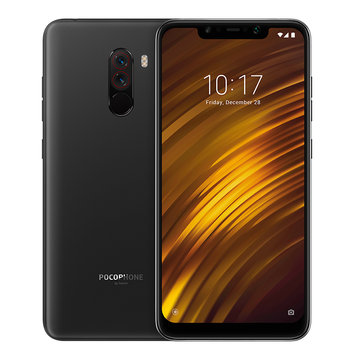 US$339.99 15% Xiaomi Pocophone F1 Global Version 6.18 inch 6GB 64GB Snapdragon 845 Octa core 4G Smartphone Smartphones from Mobile Phones & Accessories on banggood.com