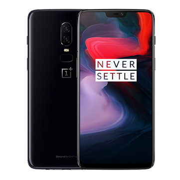US$459.9916%OnePlus 6 6.28 Inch 19:9 AMOLED Android 8.1 NFC 8GB RAM 128GB ROM Snapdragon 845 4G SmartphoneSmartphonesfromMobile Phones & Accessorieson banggood.com