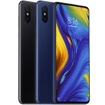 US$529.99 15% Xiaomi Mi MIX 3 Global Version 6.39 inch 6GB RAM 128GB ROM Snapdragon 845 Octa core Smartphone Smartphones from Mobile Phones & Accessories on banggood.com
