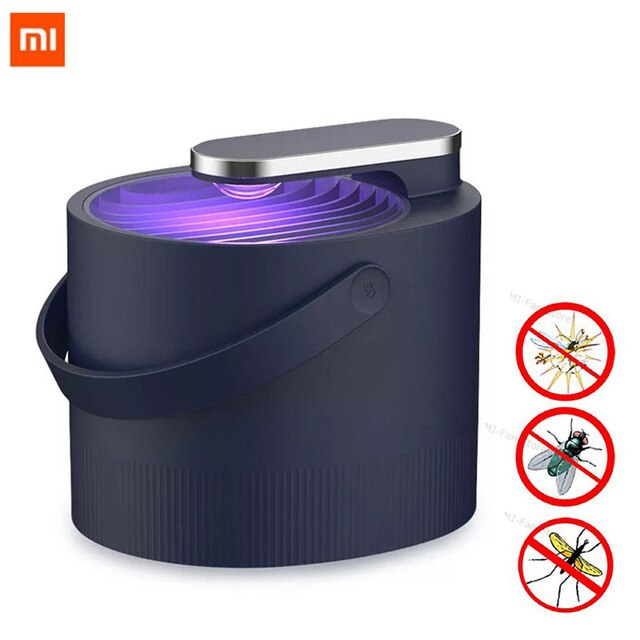 Xiaomi Mijia Mosquito Killer Lamp USB Electric Photocatalyst Mosquito Repellent Insect Killer Lamp Trap UV smart Light best gift