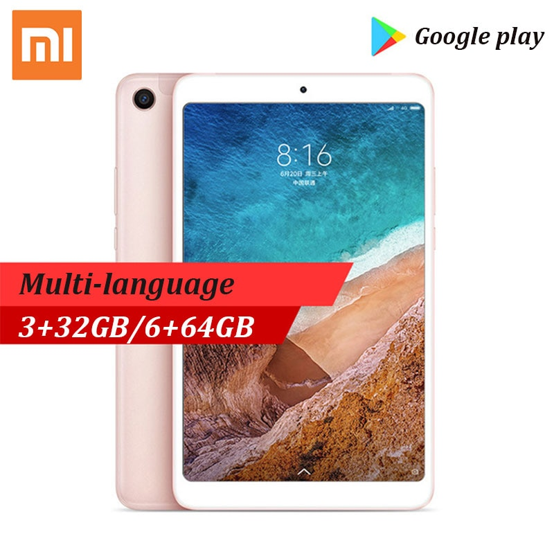 Xiaomi MiPad 4 Mi Pad 4 Tablet 8 inch Android 8.0 32GB/64GB 1920x1200 FHD 13.0MP+5.0MP Tablet